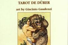 Tarot of Dürer - Major / A tarot deck by Giancinto Gaudenzi, inspired by German engrave and treasure painter Albrecht Dürer