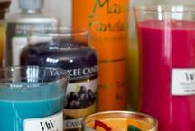 Vibrant Fruity Scents / Discover delicious, fruity scents to fill your home with fragrance, colour and ambience!