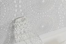 Behang / Een verzameling van de allermooiste behangetjes.