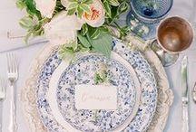 Déco de table, carterie mariage / Wedding table decor