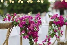 Inspirations fleuries mariage / Floral wedding inspirations