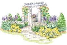 Gardening - Garden Plans