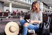 Summer Airport Outfits