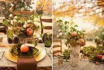 Mariage en automne / Automn wedding