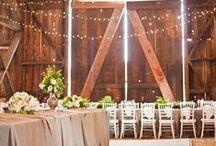 Mariage champêtre / Champetre wedding / Charme, nature, authentique