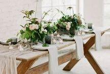 Mariage organique / Organic wedding