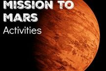 Mars & Space STEM / On this board we're gathering fun and inspiring Mars and Space STEM activities for children. Enjoy!