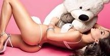 Lucky Teddies (18+) / Sexy girls and their loved / naughty Teddy Bears!