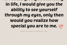Quotes that touch me