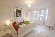 Stylish Suffolk Bedroom Interiors / Bespoke beds, unique furnishings, stunning decor, all from Suffolk holiday cottages to inspire your very own luxury boudoir!