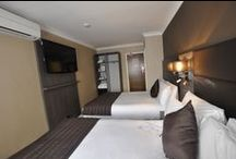 Brunel Hotel / Brand new pictures from this great hotel in Paddington. / by Crystal Hotels London