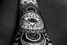 Inked like a boss. / Wall where I will post the best-looking tattoos I find.