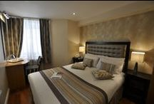 Duke of Leinster Hotel in Bayswater, London / by Crystal Hotels London