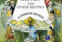Children's Literary Cookbooks / Fancy some of Fierce Bad Rabbit's Carrot Raisin Salad, Laura Ingalls Wilder's Gingerbread, or Pooh's Honey Cake? It's always fun to eat the foods from our favorite stories!