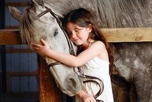 Kids And Horses / When Horses and Kids Collide
