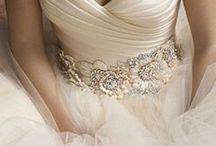 Wedding Dresses / For some the most important dress of their lives they will ever wear...the 'one'dress that defines you as an individual,brings out the princess in you...your wedding dress...