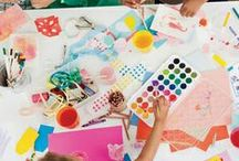 Creative Holiday Ideas for Kids / Inspiration, art, and activities for kids with a winter or holiday theme