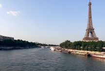 River Seine in Paris / The River Seine flows through the heart of Paris, meaning you will come across the river many times while sightseeing and exploring Paris, especially as many of the places of interest are near it, making an idea of a cruise along the river a very popular choice.