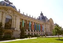 Petit Palais / One of the many amazing tourist attractions in Paris you can see is the Petit Palais which includes a museum, an exhibition centre and cafe inside.
