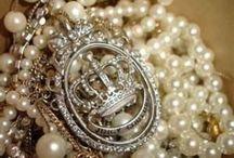 Precious Pearls / The moon's tears....a pearl is born!How precious.