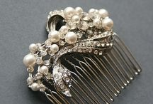 Exquisite hair clips