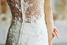 Wedding dresses - Bruidsjurken / by Linda Op 't Eijnde