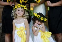 Flower girls & ring bearer's