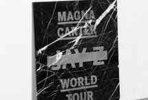 """JAY Z LIVE! / Following the release of his now double platinum Magna Carta...Holy Grail album, JAY Z announced the North American leg of his """"Magna Carter World Tour"""", which stopped by the United Center on January 9, 2014.  Photo credit: Bill Smith"""