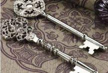 Keys / Every door has a key....ever room a key opens has a unique story....
