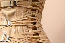 Lingerie: Corsets / A selection of beautiful corsets.