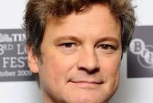 "Colin Firth / ""If you don't mind haunting the margins, I think there is more freedom there."""