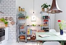 Cozinha / by Quiche & cake