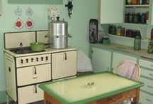 Vintage Kitchens / A historic look at the evolution of kitchen design