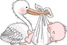 kortteihin vauva ja lapsi aiheet