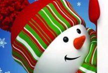 kortteihin joulu aiheet
