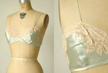 Lingerie: Brassieres / The most beautiful brassieres and bralets.