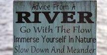 Experience the river - near & far