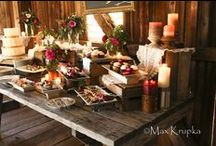 Rust and Lace Weddings / Wedding Division of Geppetto Catering