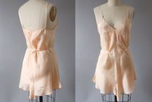 Lingerie: Cami Knickers and Teddies / Out favourite came knickers and teddies.