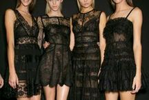 Black on Black Lace / Black lace is everything you ever wanted, and more!