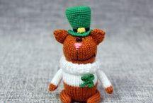 St. Patrick's Day! / St. Patrick's Day festival celebration ideas, the Feast of Saint Patrick, Lá Fhéile Pádraig