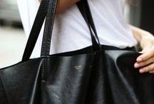BAGS // BLACK