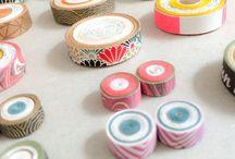 Le bijou papier by Papi Lili / Bijoux en papier recyclé