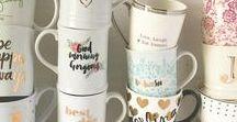 Coffee Mugs / Coffee Mug Shopping Inspiration