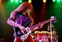 Geddy Lee (When Magic Play Bass)