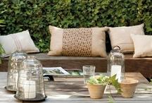 Outdoor Inspirations / Idee e ispirazione per l'outdoor design