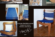 D.inspiraCción-Mobiliario/D.inspiraCtion-Furniture / Me apasiona la madera. La uso en mis obras y de vez en cuando en mobiliario de mi propia inspiraCción.  ***  I am passionate about wood. I use it in my artworks and occasionally in furniture of my own inspiraCtion.