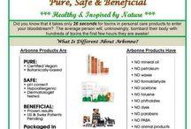 Wow! / Arbonne! Produits pures,sûres et bénéfiques. http:// www.carmenaudet.arbonne.com