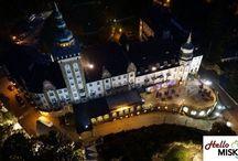 Lillafüred és a Bükk / Lillafüred & Bükk / Egy varázslatos hely Miskolc belvárosától alig 15 pernyi távolságra. / A wonderful place just about 15 minutes from Miskolc city center