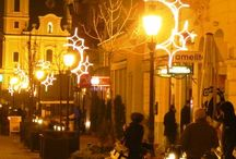 Karácsonyi hangulatok Miskolcon / Advent in Miskolc